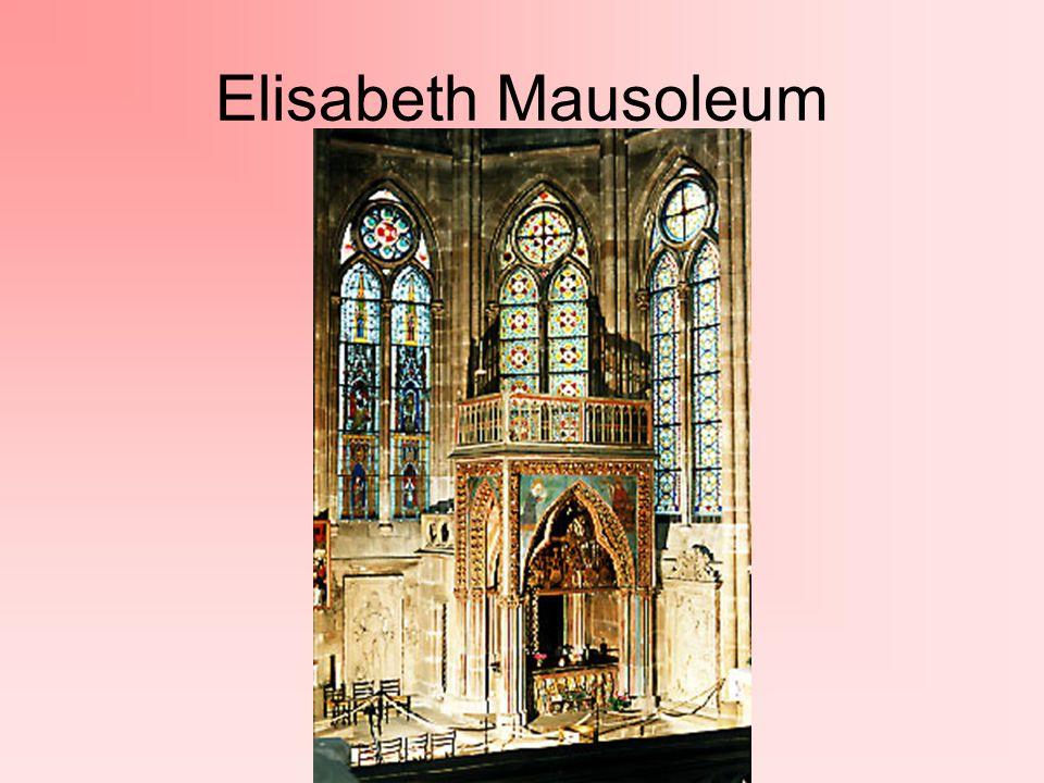 Elisabeth Mausoleum