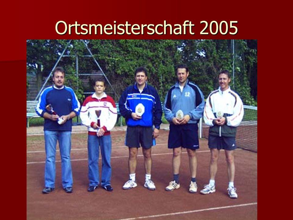 Ortsmeisterschaft 2005