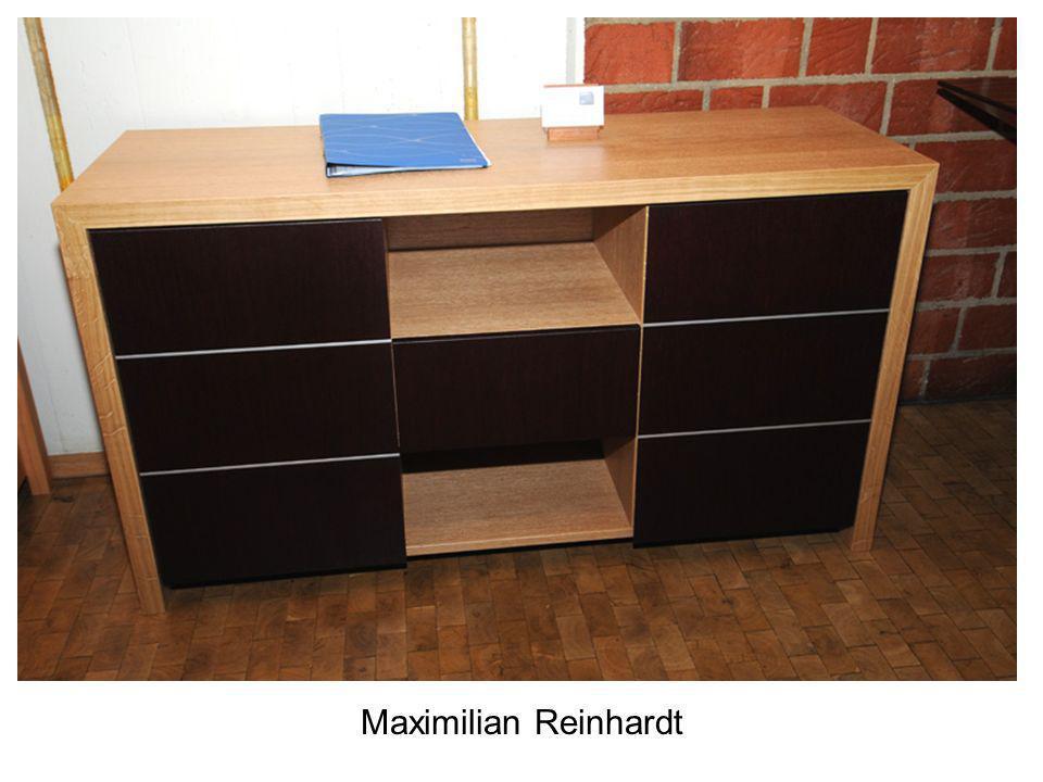 Maximilian Reinhardt