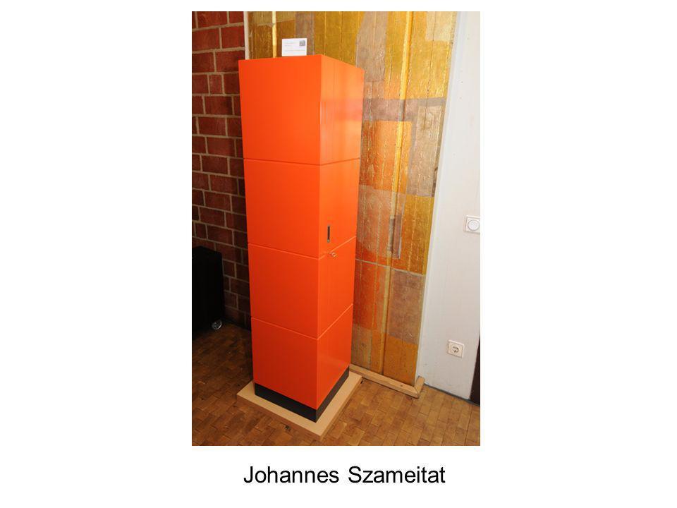 Johannes Szameitat