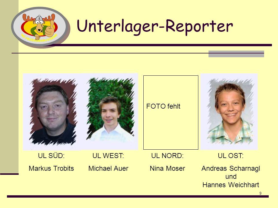 10 Layout & Technik LAYOUT & SATZ: Monika Kohl TECHNIK, FOTOAUSDRUCK & HOMEPAGE: Andreas Brandstätter