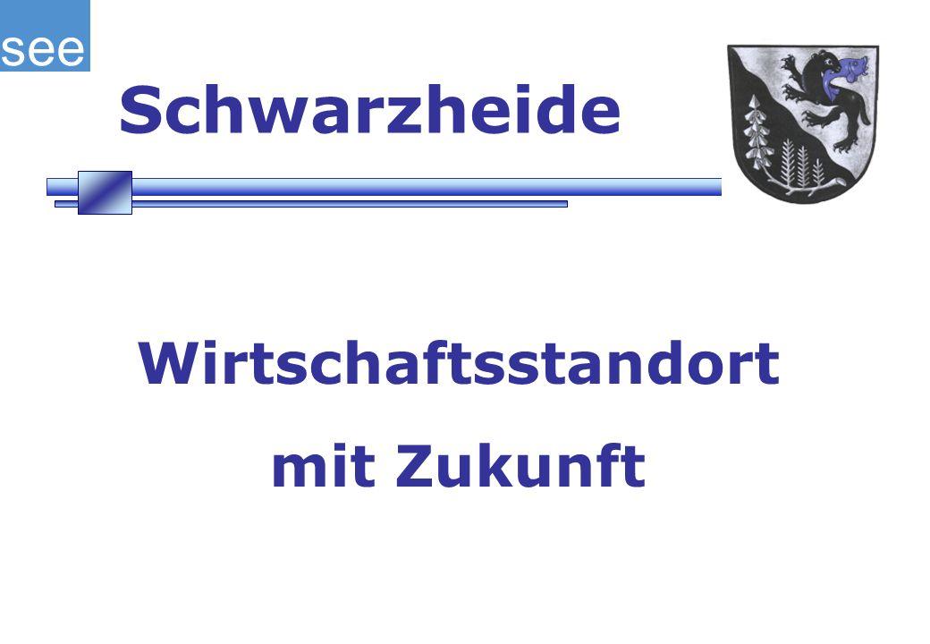 see Wirtschaftsstandort mit Zukunft Schwarzheide