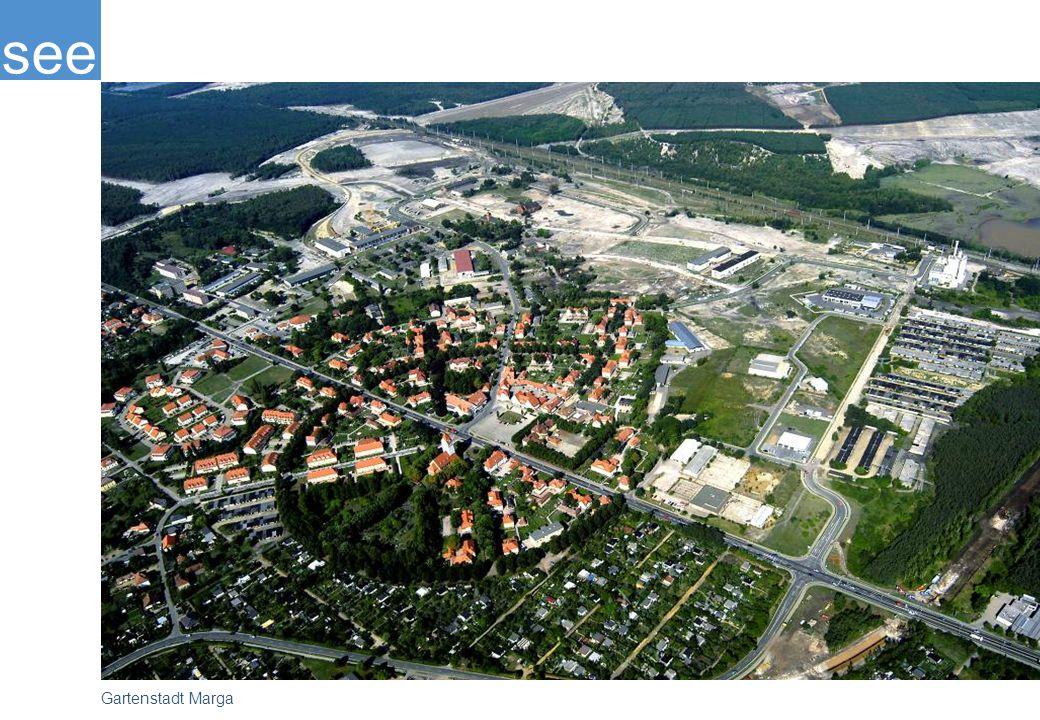 see Industriepark und Gartenstadt Marga Gartenstadt Marga