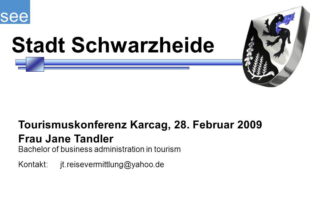 see Stadt Schwarzheide Tourismuskonferenz Karcag, 28.