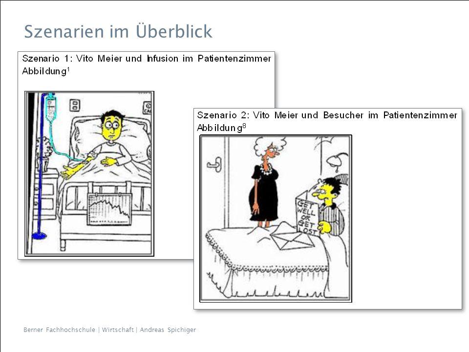 Berner Fachhochschule | Wirtschaft | Andreas Spichiger Vito Meier erhält Infusion