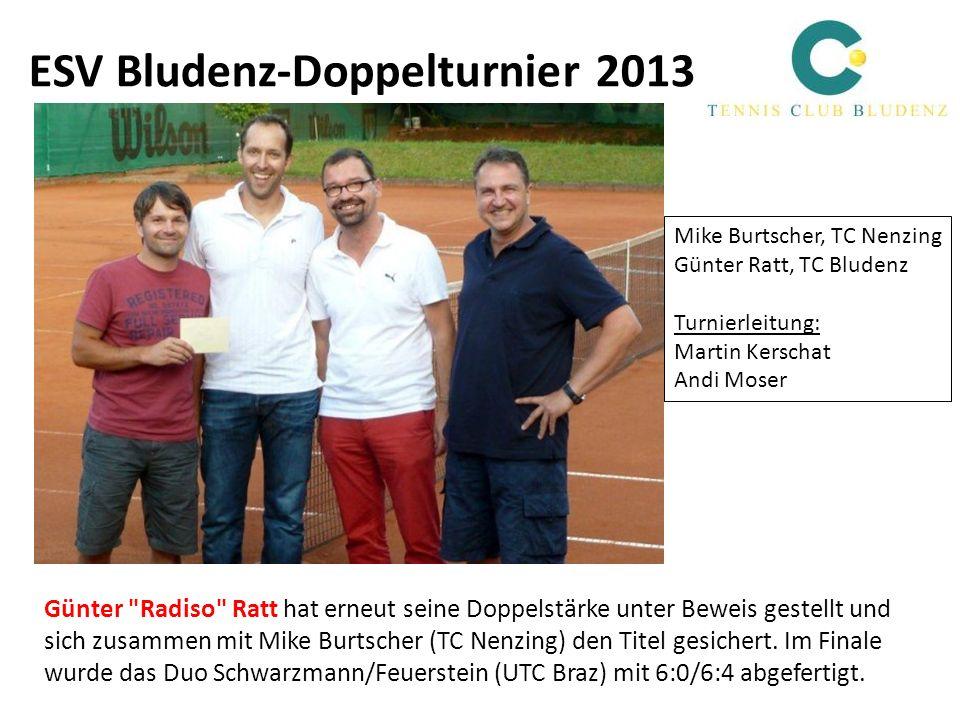 ESV Bludenz-Doppelturnier 2013 Günter