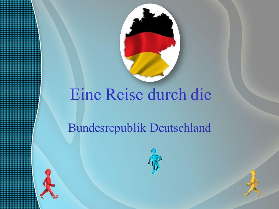 Eine Reise durch die Bundesrepublik Deutschland