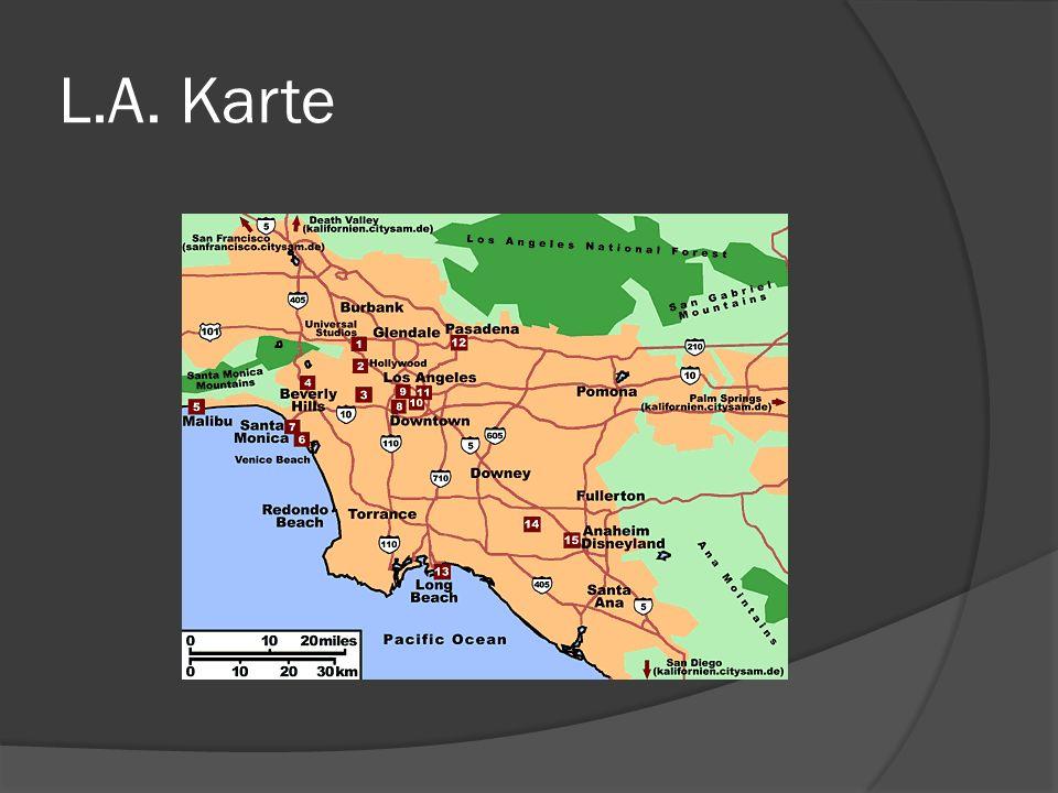 L.A. Karte