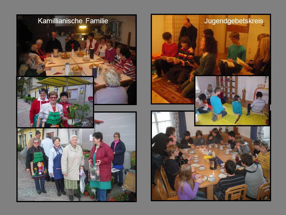 Kamillianische FamilieJugendgebetskreis