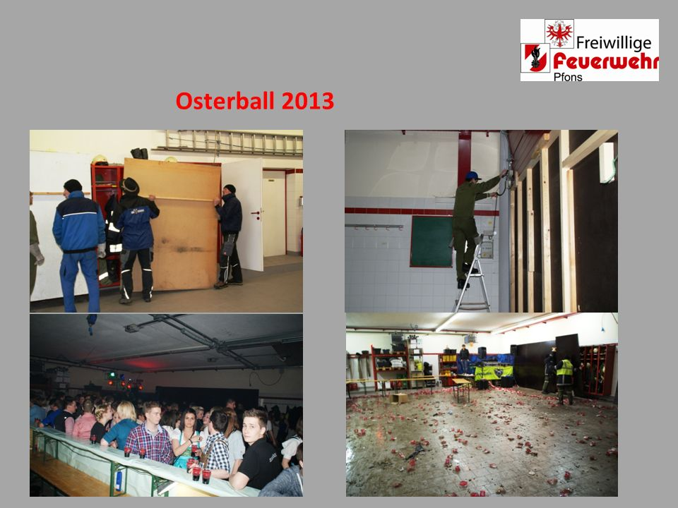 Osterball 2013