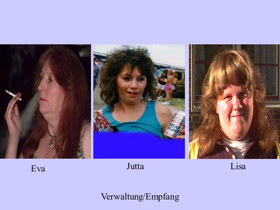 Eva Jutta Verwaltung/Empfang Lisa