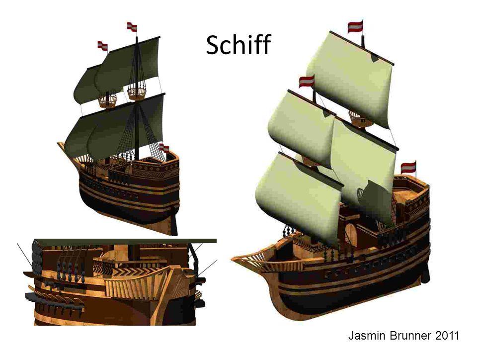 Jasmin Brunner 2011 Schiff