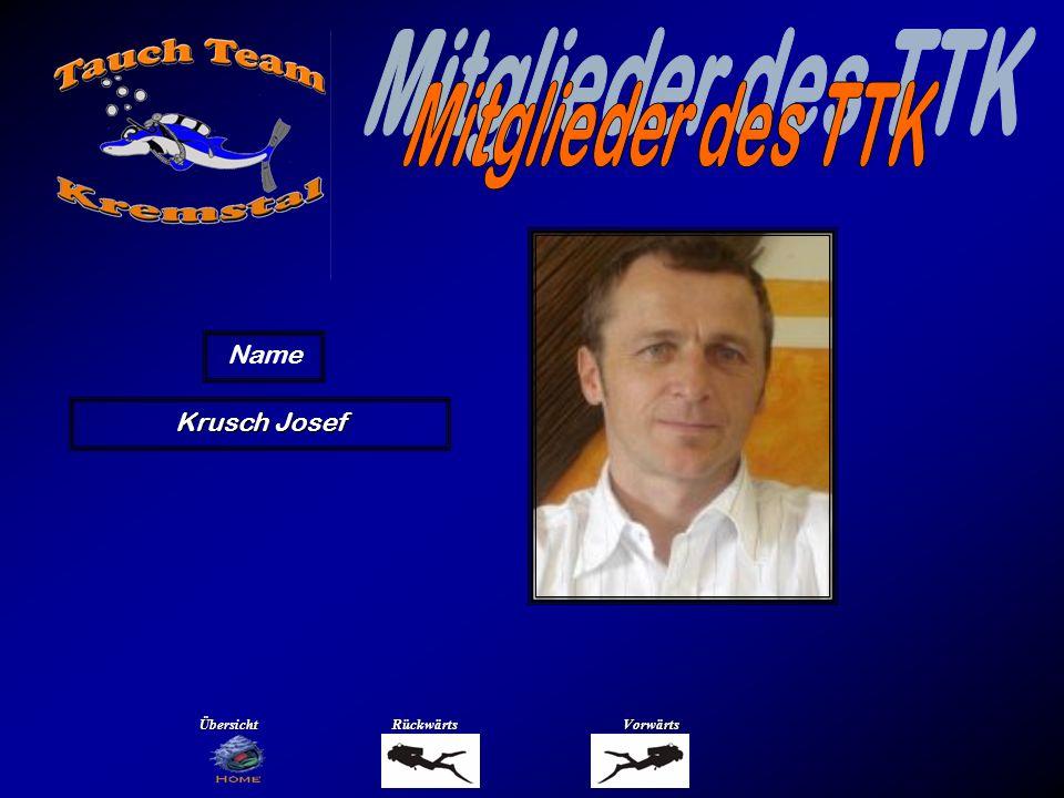 Krusch Josef Name ÜbersichtRückwärtsVorwärts