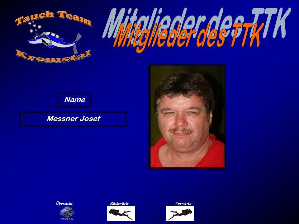 Messner Josef Name ÜbersichtRückwärtsVorwärts