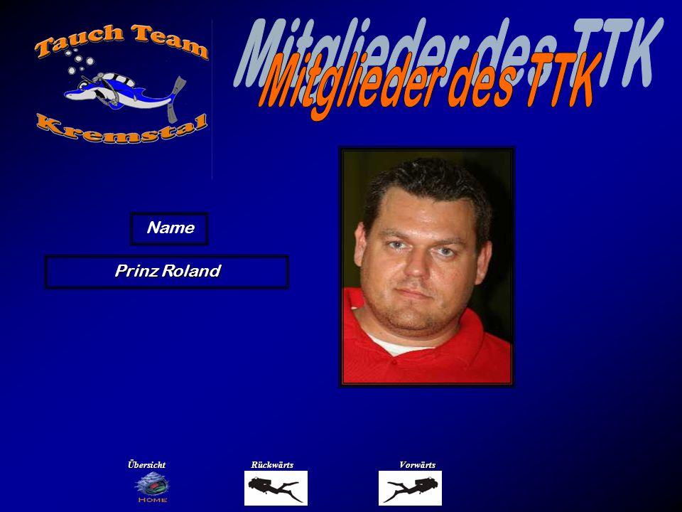 Prinz Roland Name ÜbersichtRückwärtsVorwärts