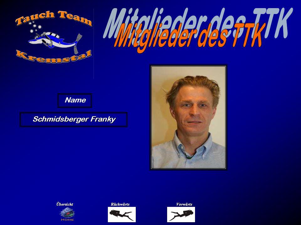 Schmidsberger Franky Name ÜbersichtRückwärtsVorwärts