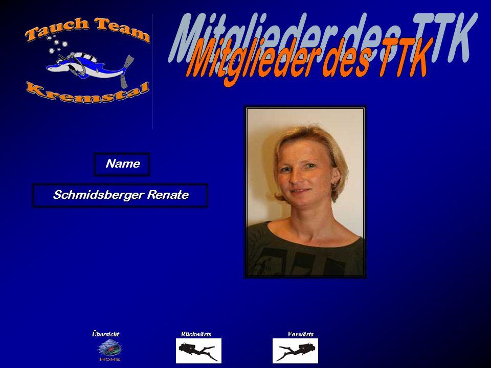 Schmidsberger Renate Name ÜbersichtRückwärtsVorwärts