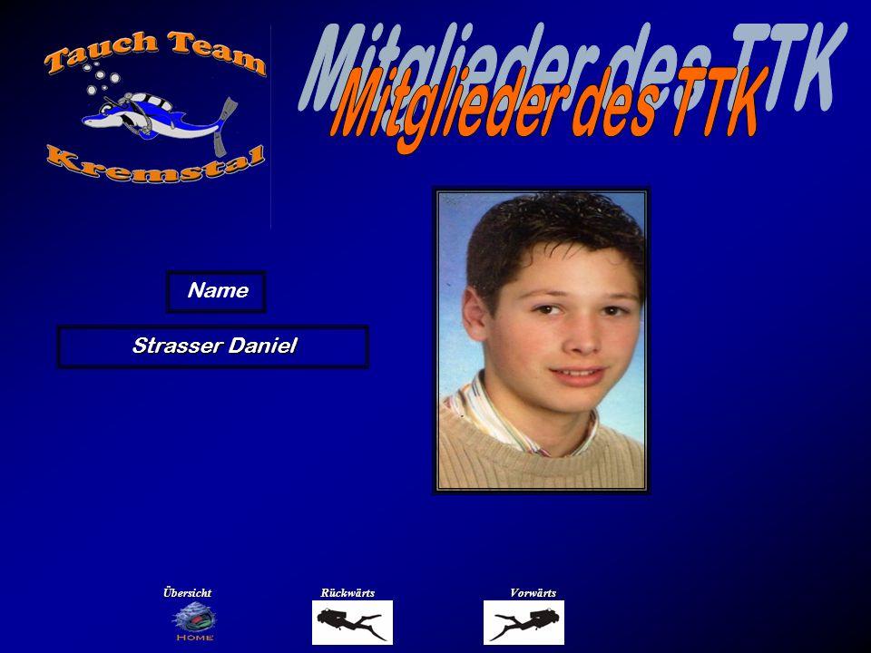 Strasser Daniel Name ÜbersichtRückwärtsVorwärts