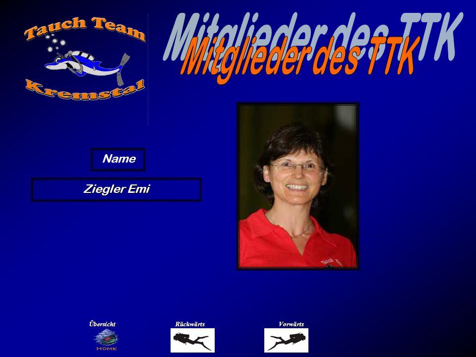 Ziegler Emi Name ÜbersichtRückwärtsVorwärts