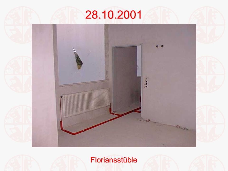 28.10.2001Floriansstüble