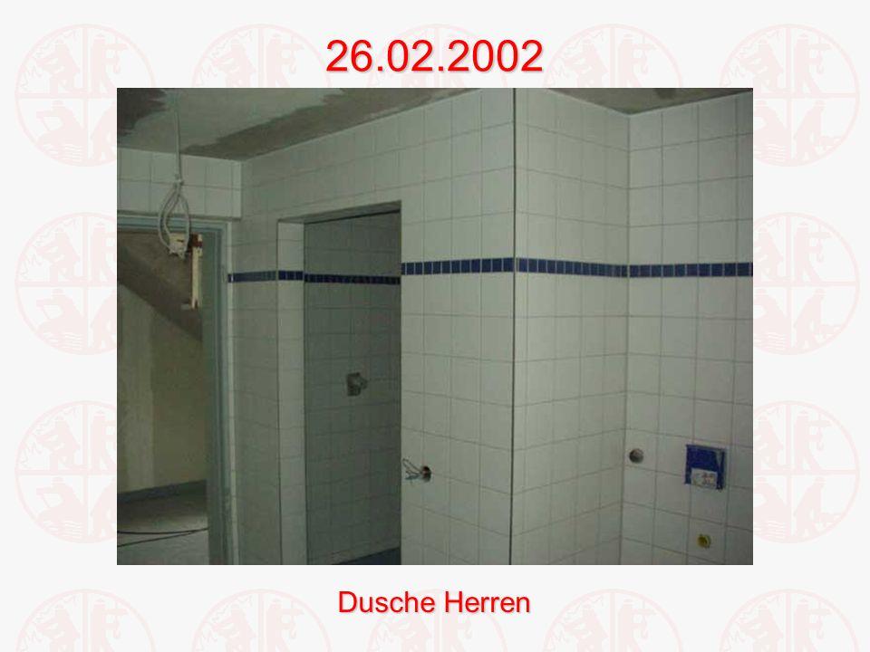 26.02.2002 Dusche Herren
