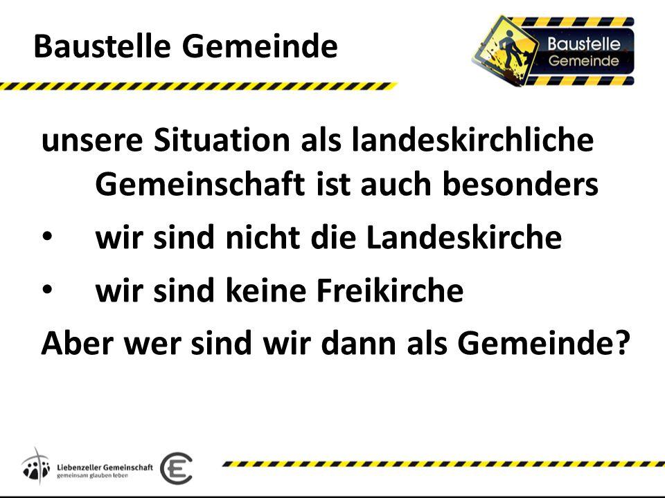 Beste Lage – der Bauplatz 3.zurück in Jerusalem die (er-)wartende Gemeinde v.