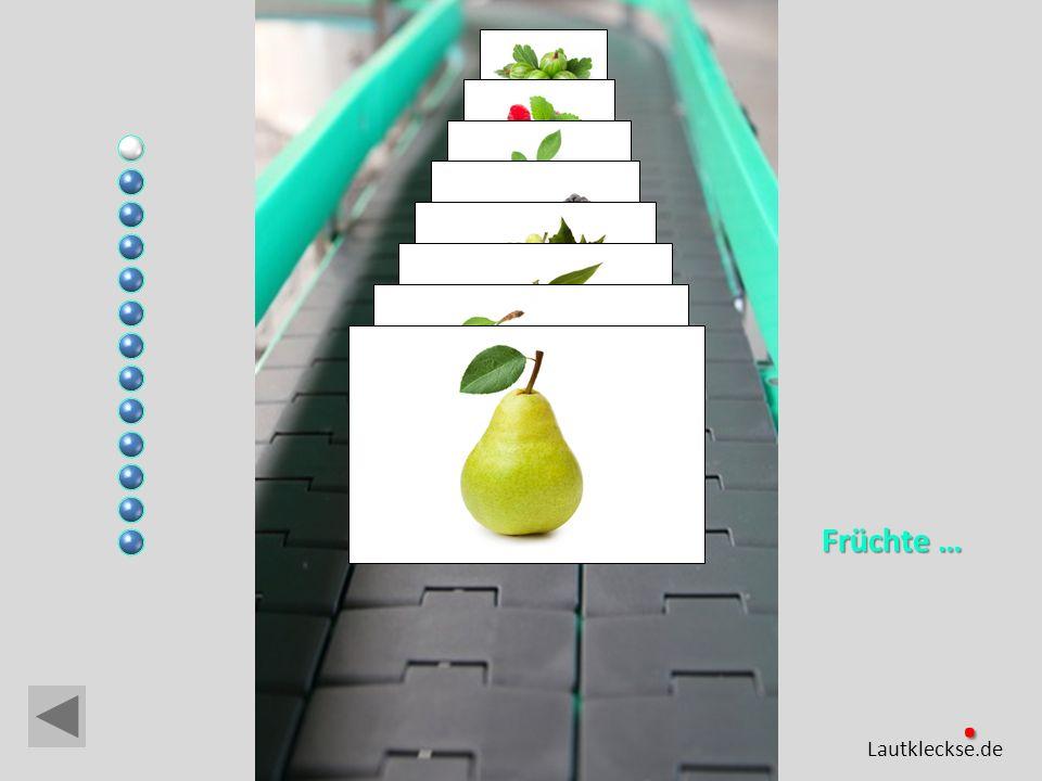 Lautkleckse.de. Früchte …