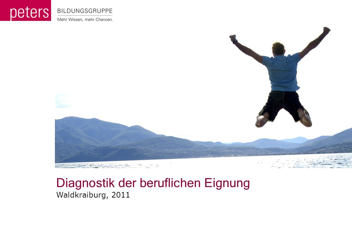 Diagnostik Team Diagnostik – 3 Dipl.