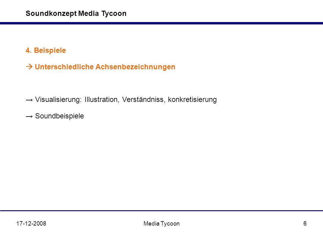Soundkonzept Media Tycoon 17-12-2008Media Tycoon6 4.