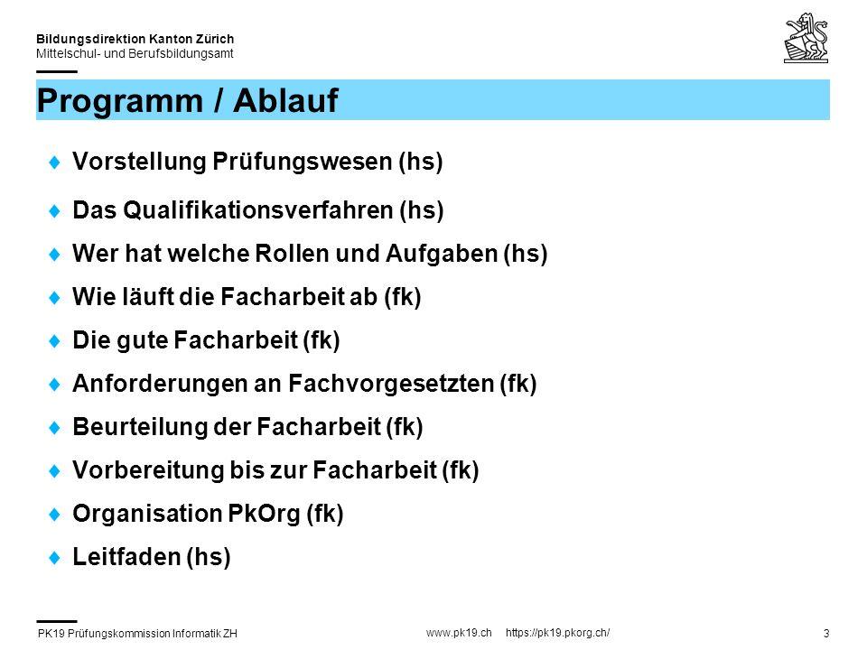 PK19 Prüfungskommission Informatik ZH www.pk19.ch https://pk19.pkorg.ch/ Bildungsdirektion Kanton Zürich Mittelschul- und Berufsbildungsamt 14 Facharbeit: Aufgabenstellung Mit Lehrling besprechen.