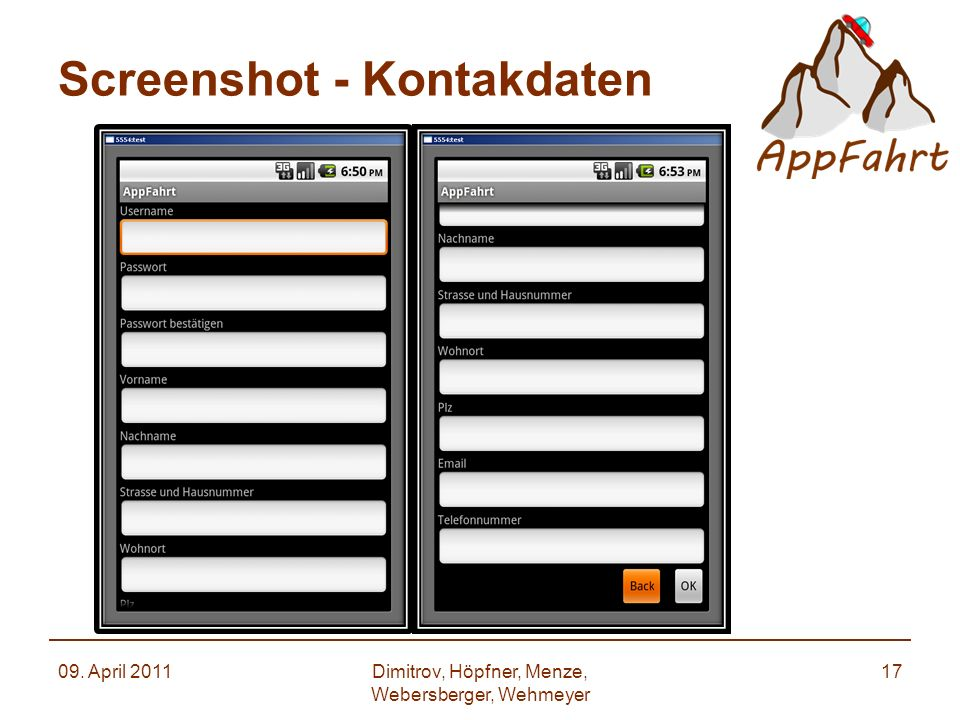 Screenshot - Kontakdaten 09. April 2011Dimitrov, Höpfner, Menze, Webersberger, Wehmeyer 17
