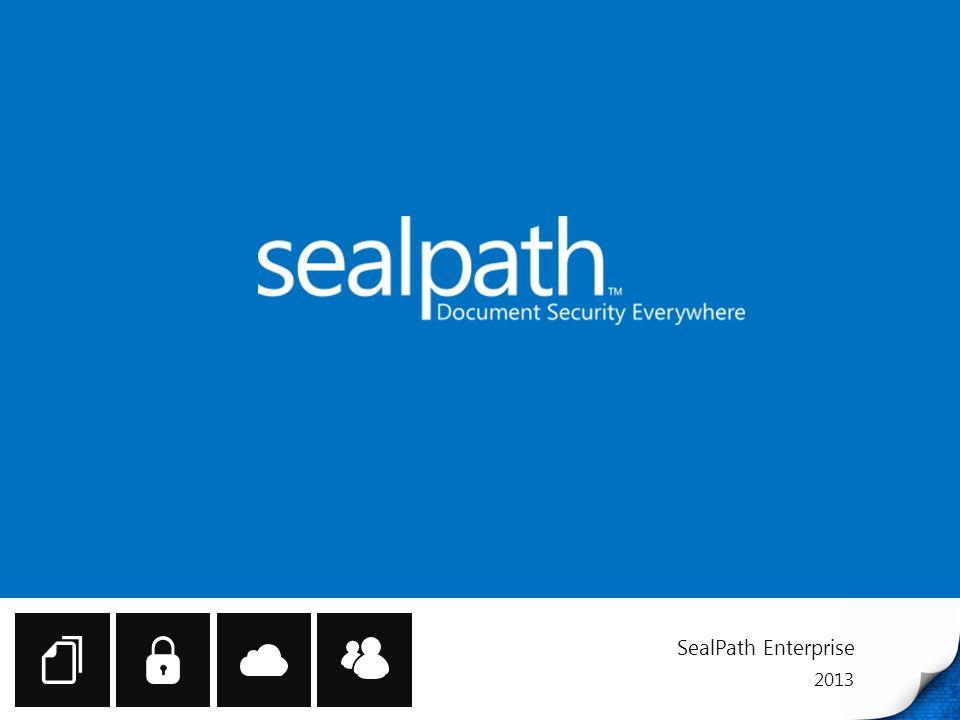 SealPath Enterprise 2013