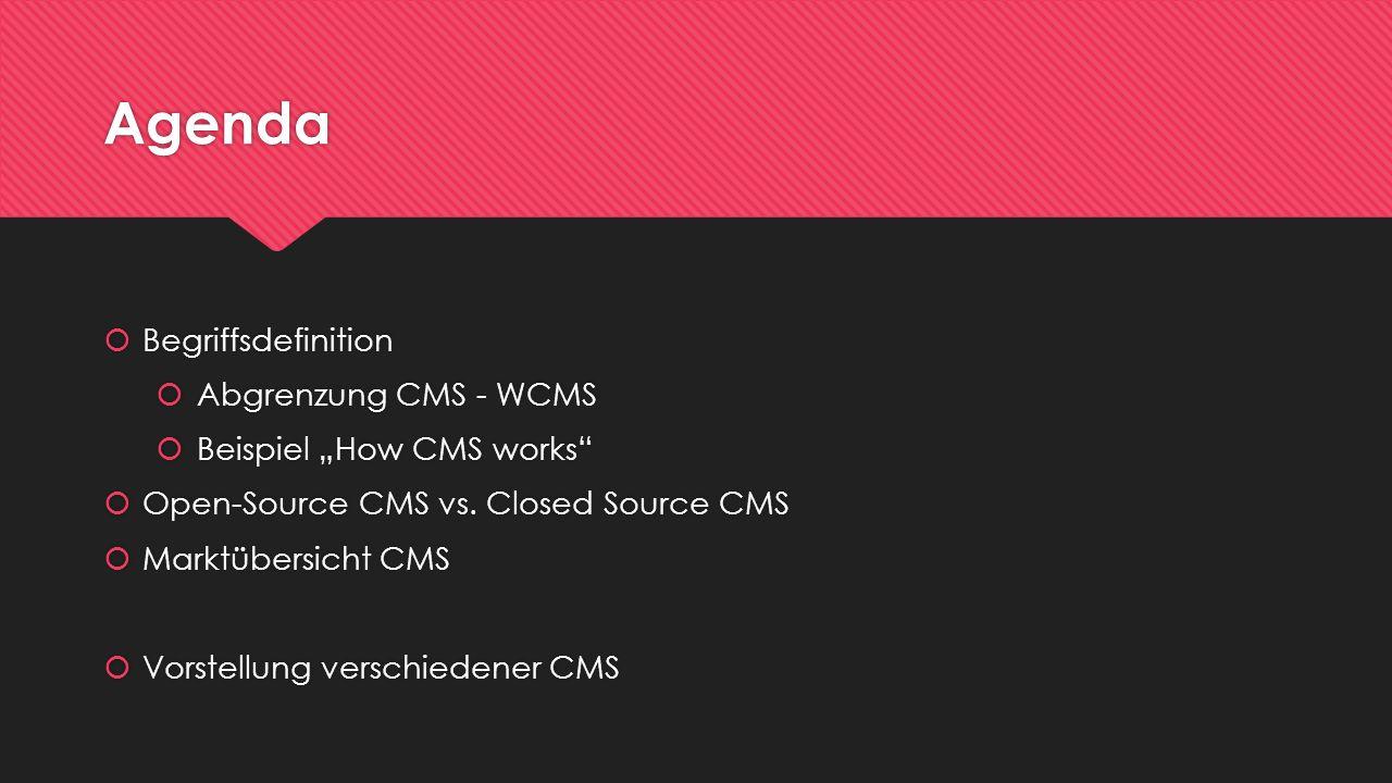 Joomla seit 2005 freies CMS in PHP5 geschrieben verwendet MySQL Datenbanken Quelle: http://www.joomla.de/joomla-entdecken/joomla-3