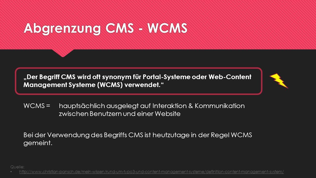 How CMS works Quelle: http://www.socialmediakiel.de/wp-content/uploads/2012/02/cms-diagramm.gif