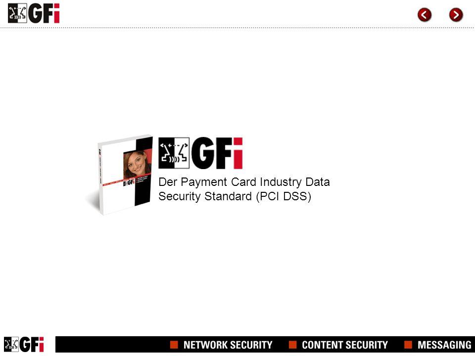 Überblick Was ist der PCI DSS.
