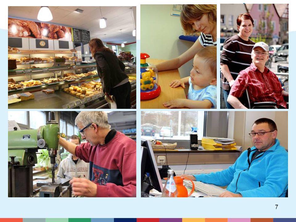 8 Gute Personalpolitik orientiert sich auch an Lebensphasen und Lebenssituationen der Mitarbeiter.
