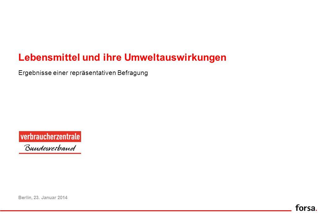 vzbv: Lebensmittel und ihre Umweltauswirkungen (November 2013 n3399/29174 Hy/Kt/Bü) 1 Lebensmittel und ihre Umweltauswirkungen Berlin, 23.