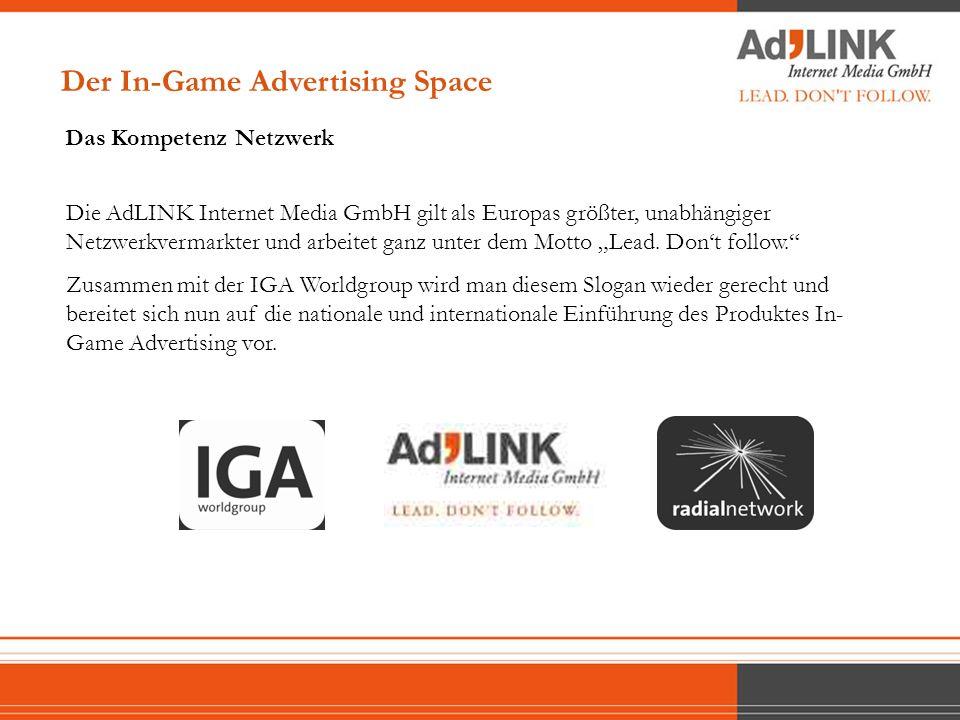 Die AdLINK Internet Media GmbH gilt als Europas größter, unabhängiger Netzwerkvermarkter und arbeitet ganz unter dem Motto Lead. Dont follow. Zusammen