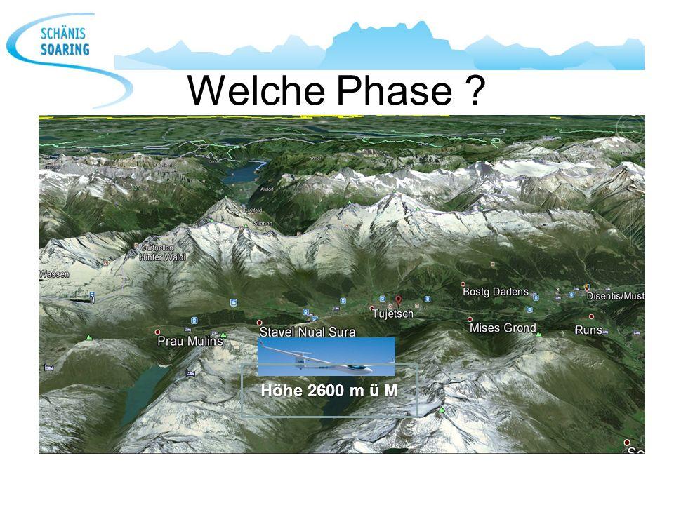Welche Phase ? Höhe 2600 m ü M