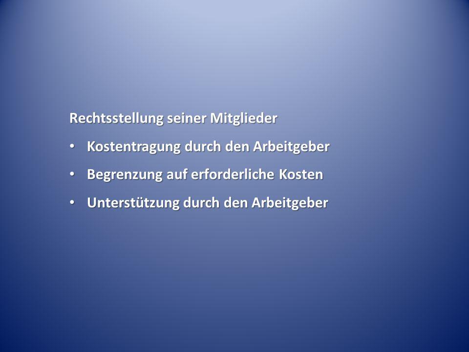 Sonderfall 2: selbständige Betriebsteile § 4 Abs.1 S.