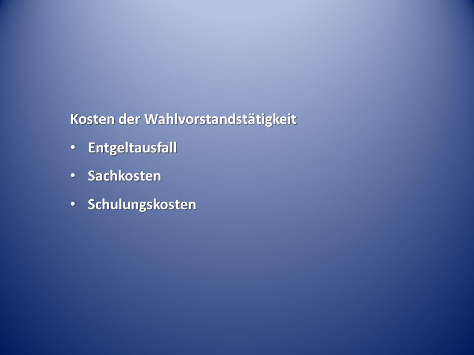 Sonderfall 3: Mitwahl im Hauptbetrieb durch Übertragungsbeschluss § 4 Abs.
