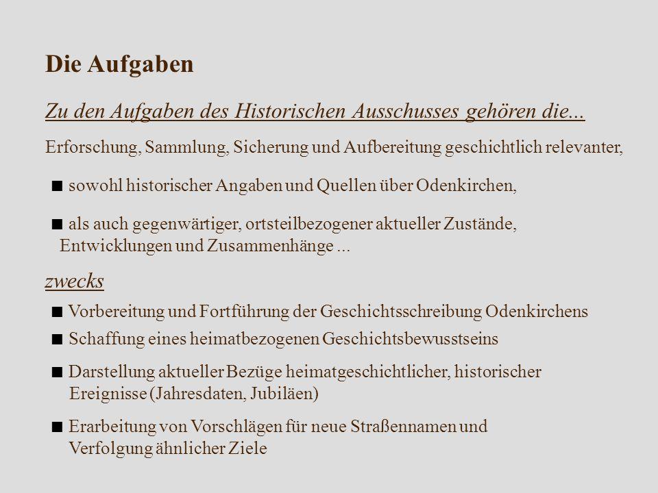 Vorschläge für das Neubaugebiet Am Eierberg von Annemarie Theißen
