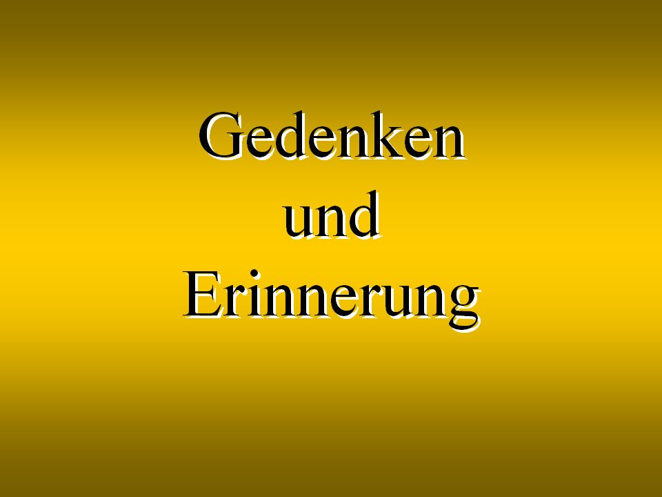 September 2002 Der Ehrenfriedhof an der Wiedemannstraße wird - nach jahrelangen Bemühungen von Josef Schürmann - in Ordnung gebracht.