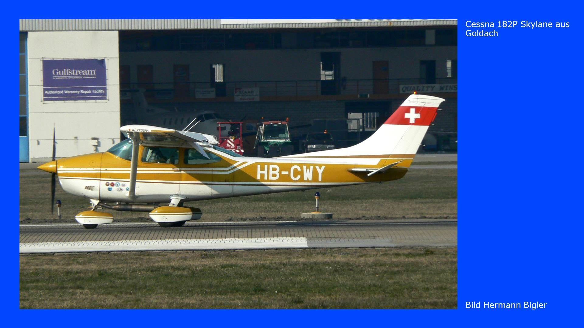 Cessna 182P Skylane aus Goldach