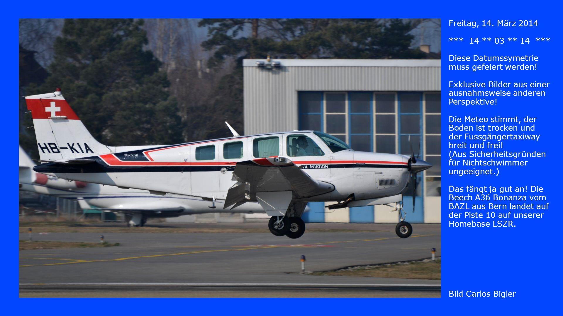 Bild Hermann Bigler Cessna 560XL Citation XLS Entgegenkommender Weise ist hier der Jet der Würth Group bereit, via Rollweg November zum Start zu rollen.