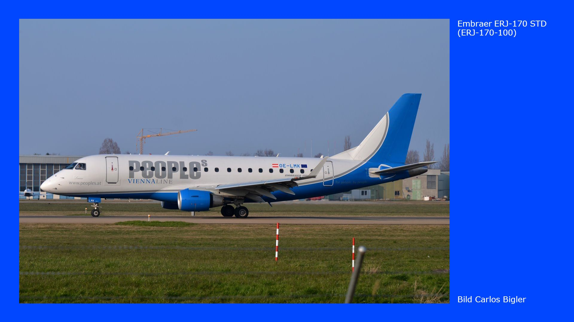 Bild Carlos Bigler Embraer ERJ-170 STD (ERJ-170-100)