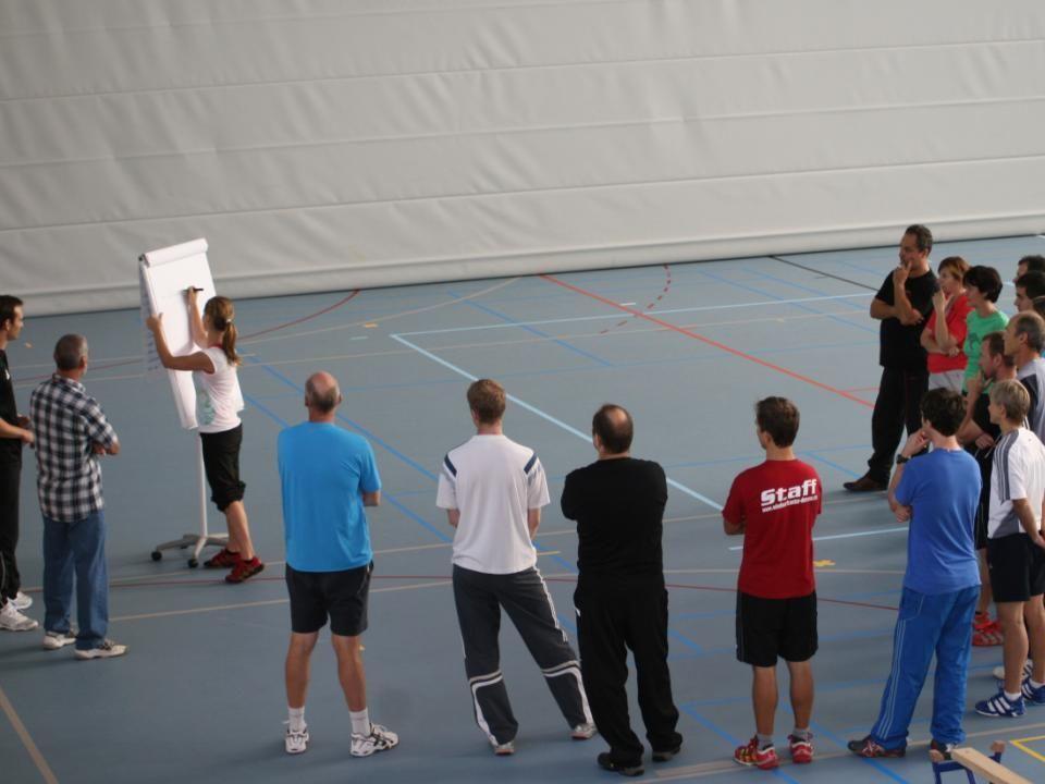 22 Bundesamt für Sport BASPO Jugend+Sport