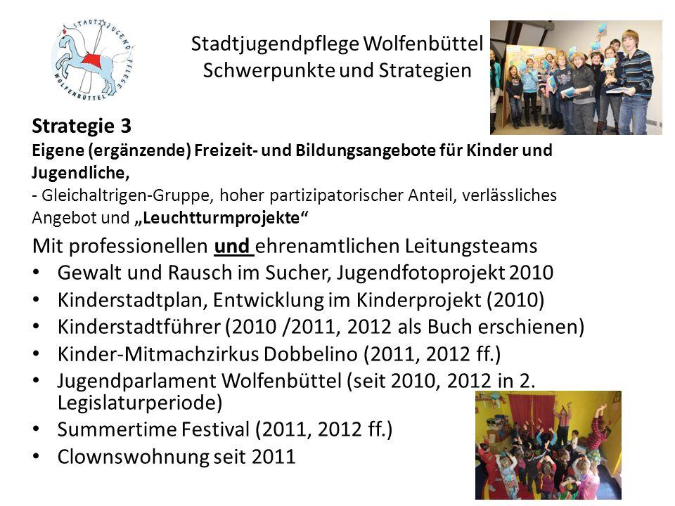 Stadtjugendpflege Wolfenbüttel Schwerpunkte und Strategien Mit professionellen und ehrenamtlichen Leitungsteams Gewalt und Rausch im Sucher, Jugendfot