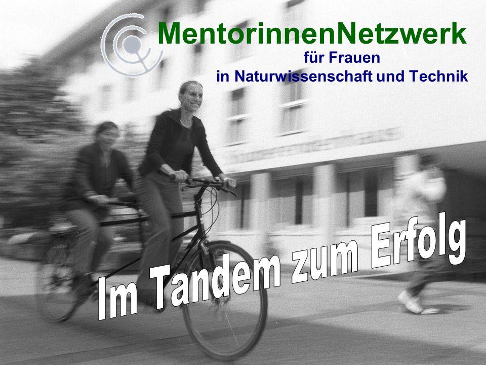 www.MentorinnenNetzwerk.de Hochschulen Unternehmen Kooperationspartner