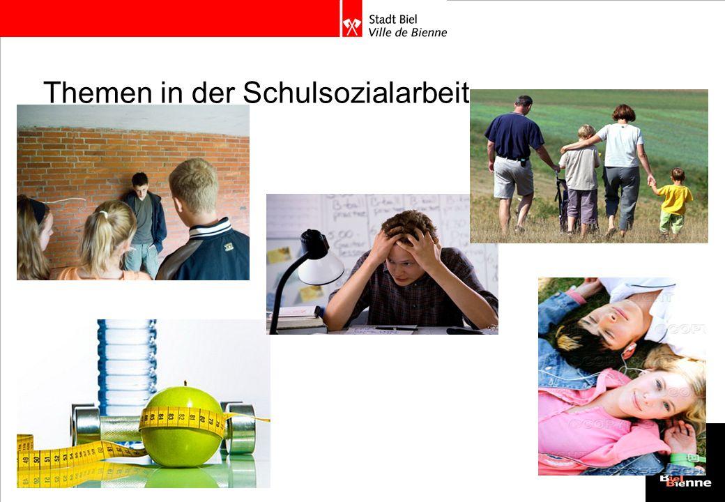 Themen in der Schulsozialarbeit